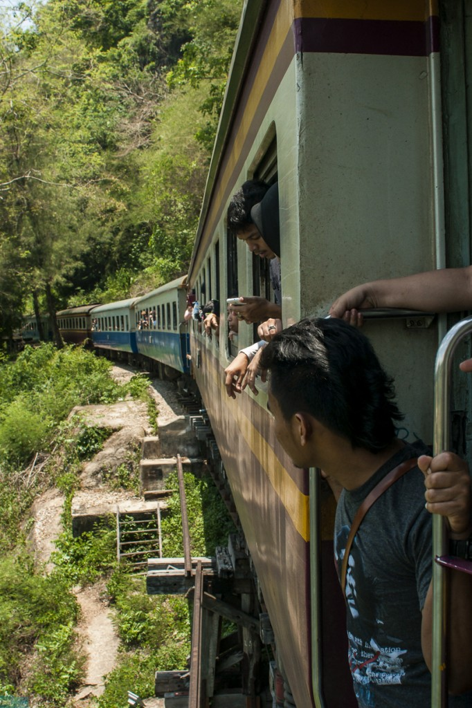 Trip Over The River Kwai