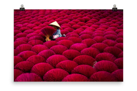 Red Incense Factory #2
